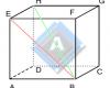 rumus diagonal sisi kubus dan rumus diagonal ruang kubus