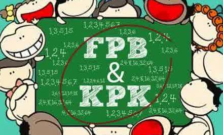 cara mudah memahami rumus fpb
