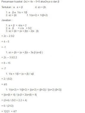 contoh-soal-persamaan-kuadrat