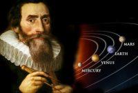 Bunyi Hukum Kepler I, II dan III