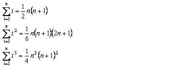 rumus notasi sigma matematika