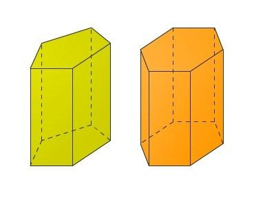 macam macam prisma bangun ruang matematika