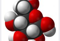 molekul glukosa