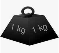 1 Kg Berapa Gram Kilogram Ke Gram