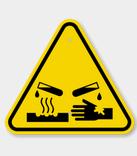 simbol corrosive