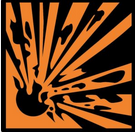 simbol explosive