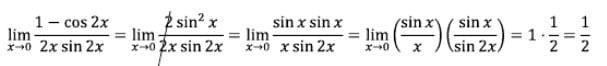 Limit Fungsi Trigonometri - Makalah, Rumus, Teorema ...