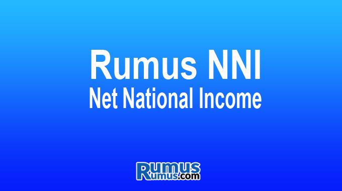Rumus NNI
