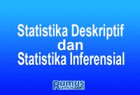 statistika deskriptif dan inferensial