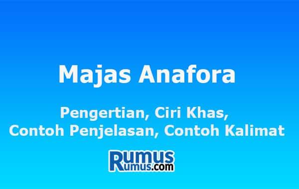 Majas Anafora