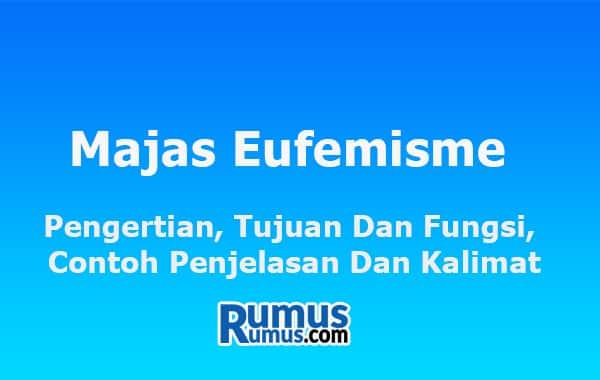 Majas Eufemisme