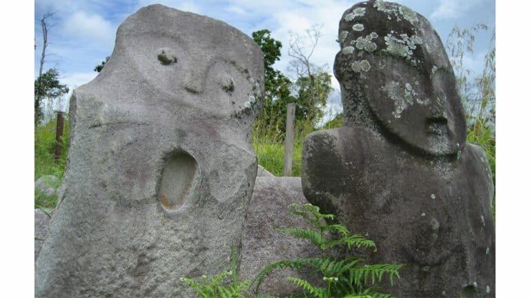 patung arca