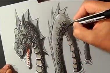Bagaimana Teknik Dasar Menggambar Benda Tiga Dimensi Jawab