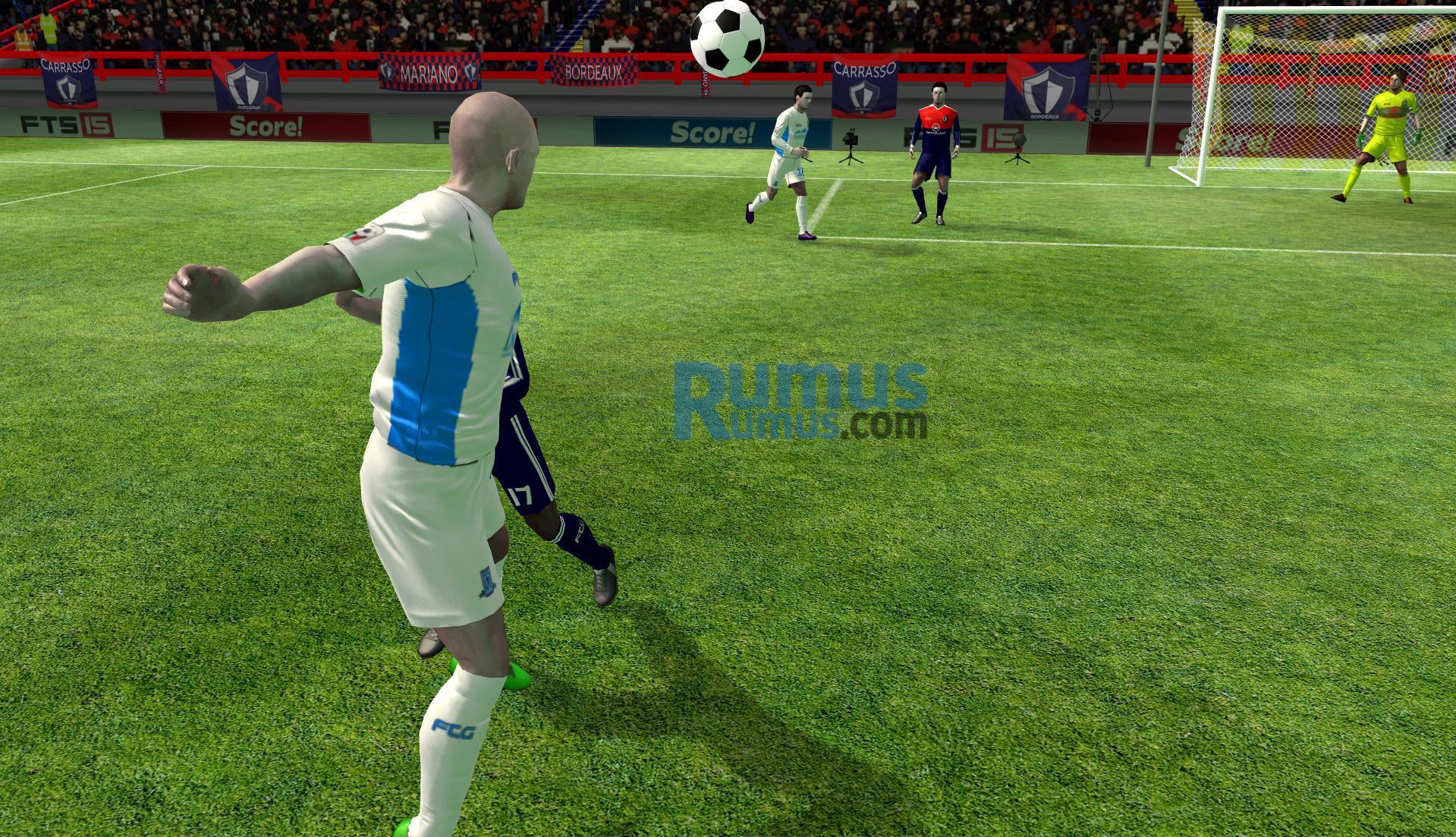 Download FTS Mod PES 2021 Liga Indonesia