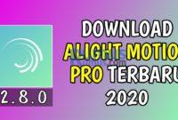 Membuat Video Animasi Tanpa Watermark Menggunakan AM Pro Mod Apk