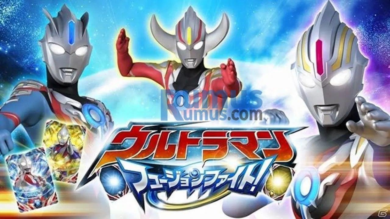 Perbedaan Ultraman ORB Original dengan Ultraman ORB Mod Apk