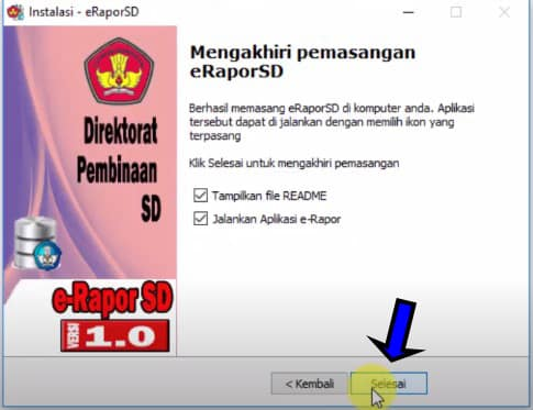 Cara Install Aplikasi E-Rapport SD 2021