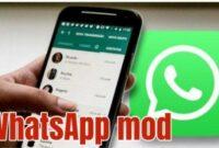 WhatsApp MOD APK Anti Banned Terbaru dan Terbaik